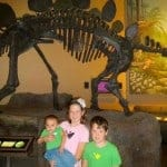 ...at the Fernbank Museum of Natural Science in Atlanta, GA!
