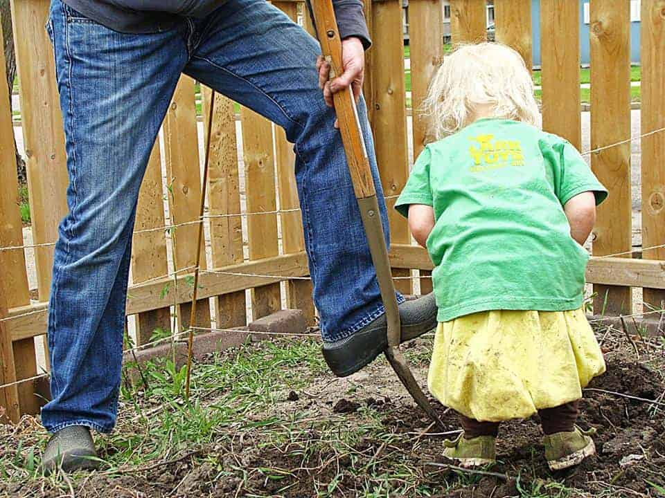 Gardening-with-Daddy